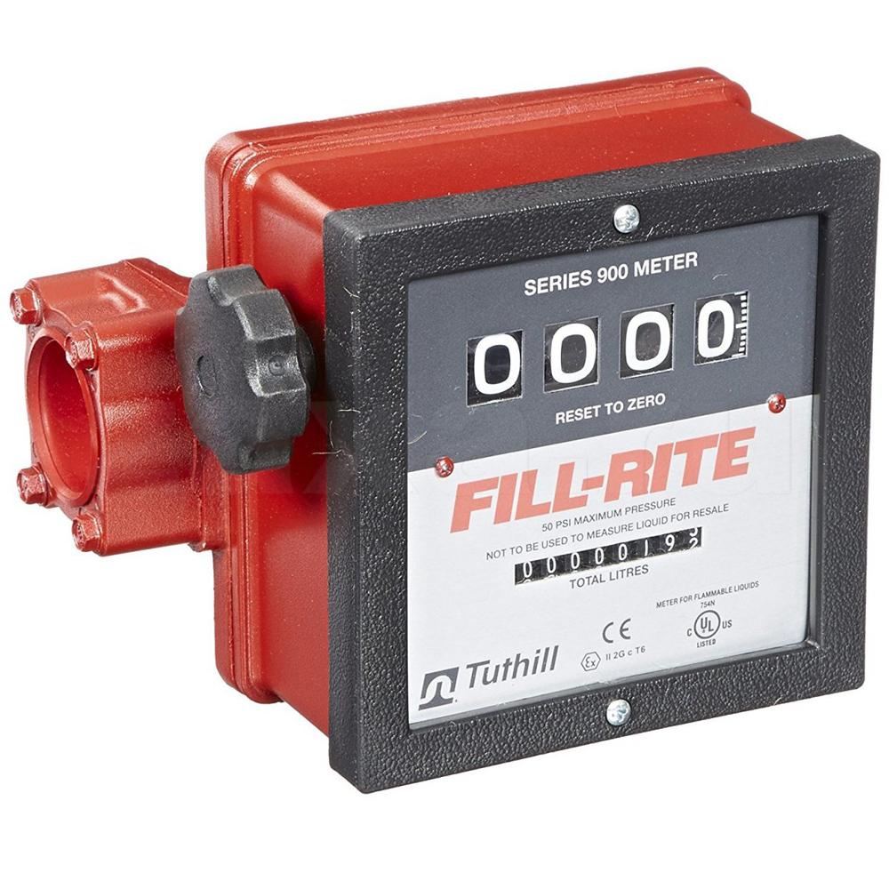 Fill-Rite 901 механический счетчик расхода учета бензина керосина